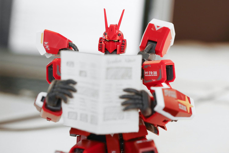 Gundam Amazing Red Warrior MG 1/100th Scale