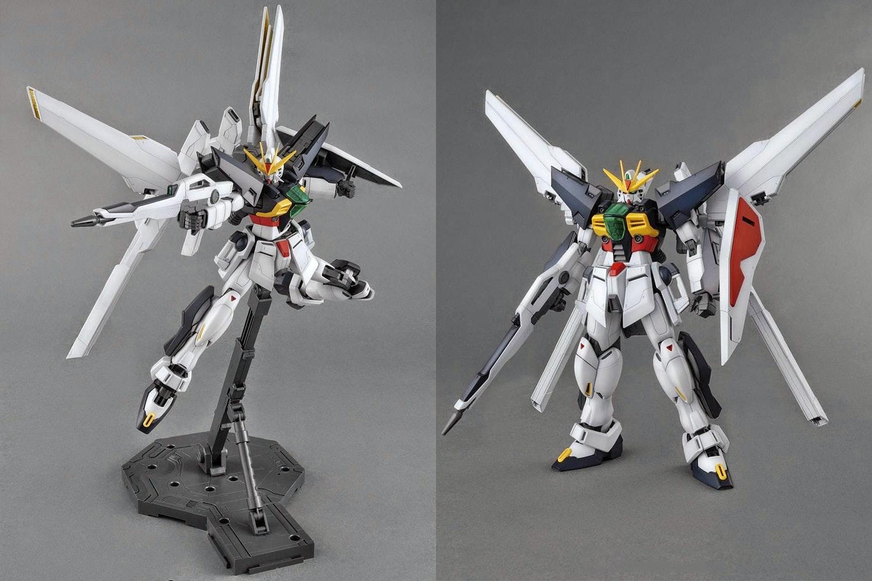 "Gundam Double X ""Gundam X"" MG 1/100th Scale"