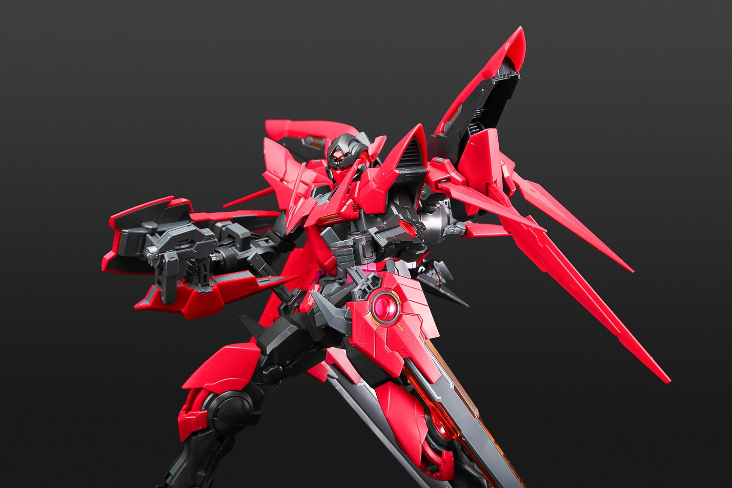 Gundam Exia Dark Matter MG 1/100th Scale