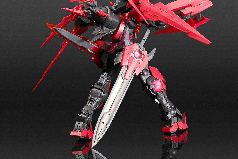 Gundam Exia Dark Matter MG 1/100th Scale