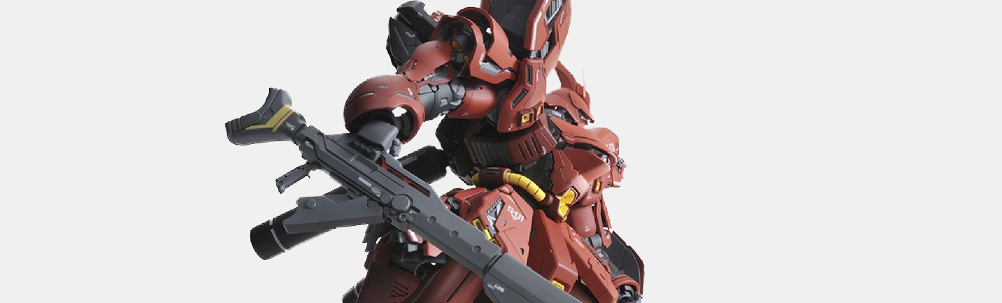 Gundam MG Sazabi Ver. Ka 1/100th
