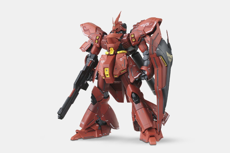 Gundam MG Sazabi Ver. Ka 1/100th