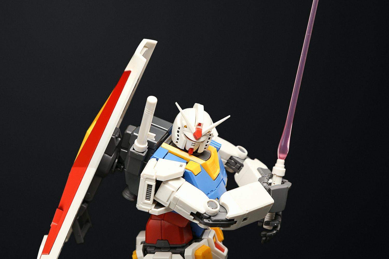 Gundam RX-78 Origin Version MG 1/100 Scale