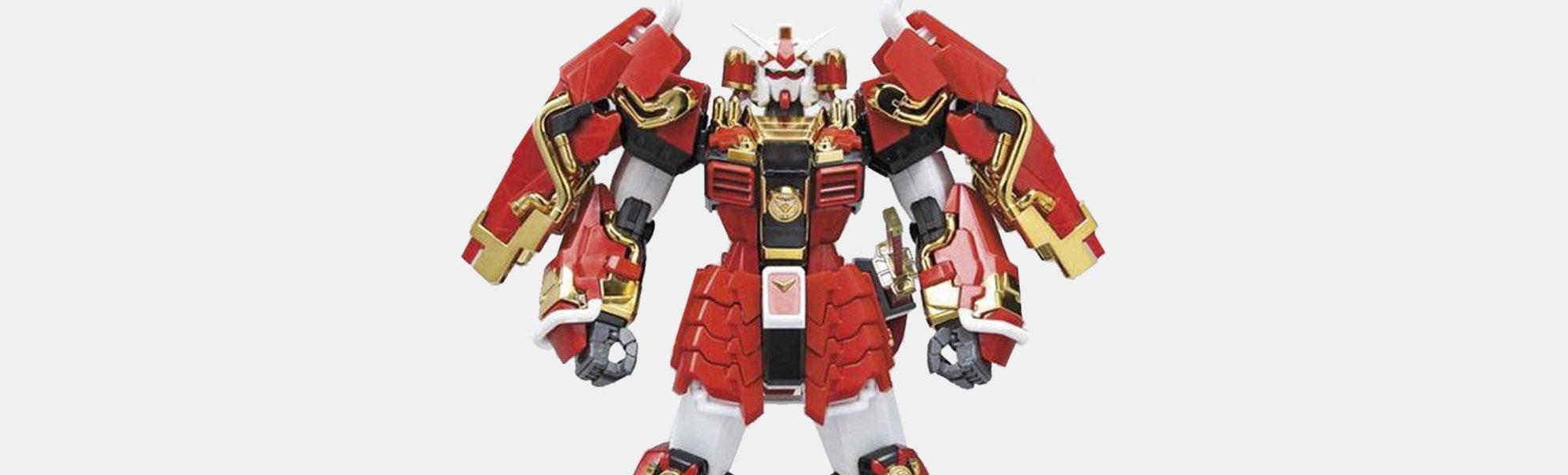 Gundam Shin Musha Sengoku no. JIN MG 1/100th