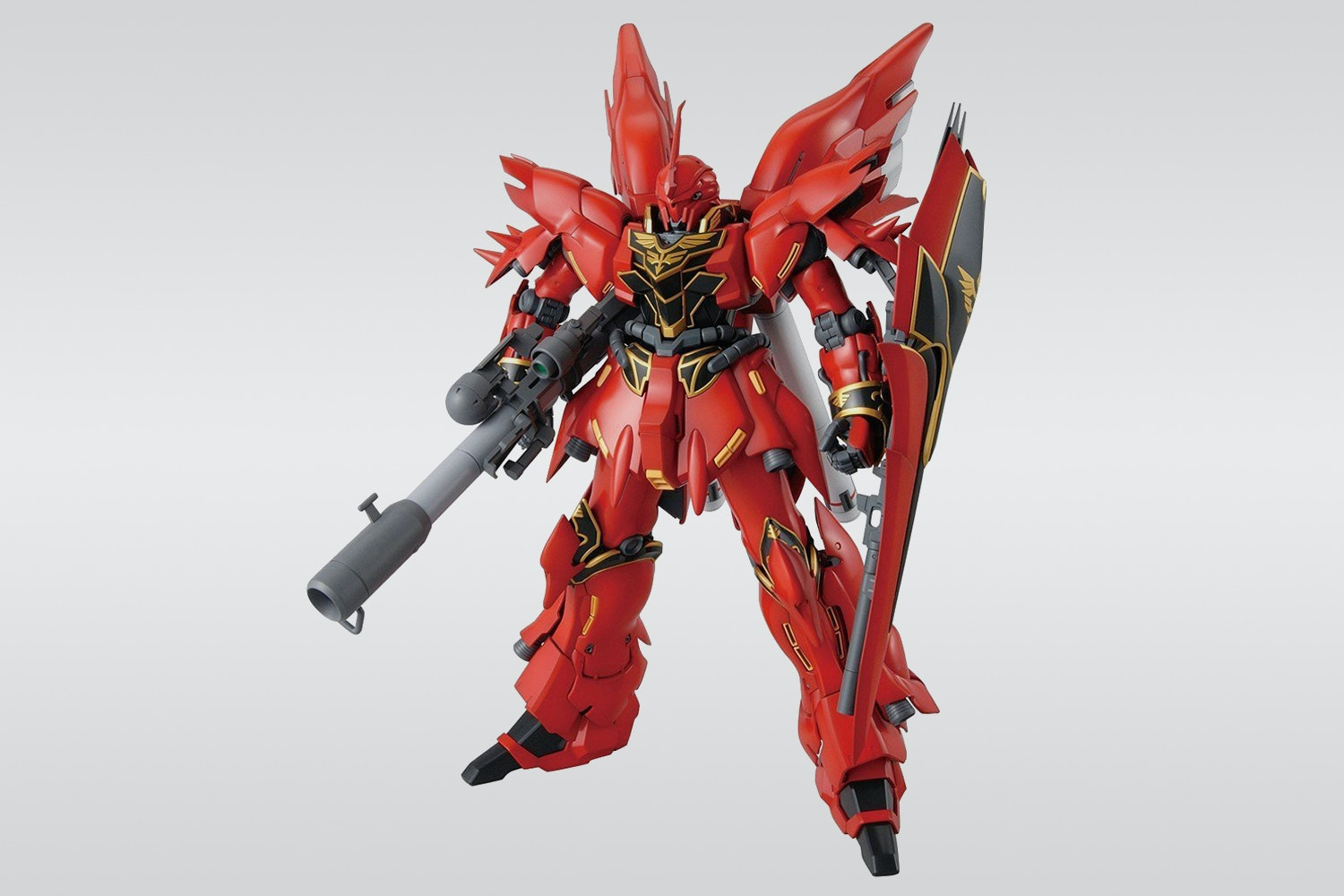 Gundam Sinanju Animation Color Ver. MG 1/100th