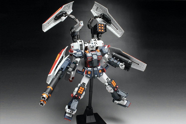 Gundam Thunderbolt: Full Armor Gundam Ka MG 1/100th