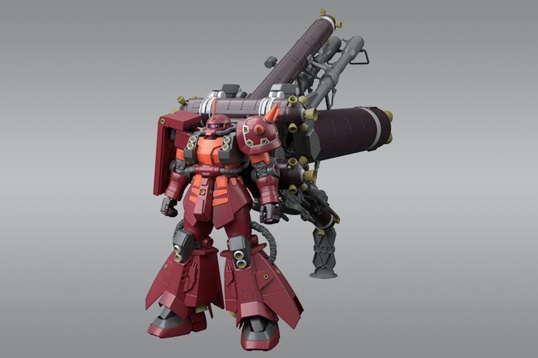 Gundam Thunderbolt Psycho Zaku Ver Ka 1/100th MG