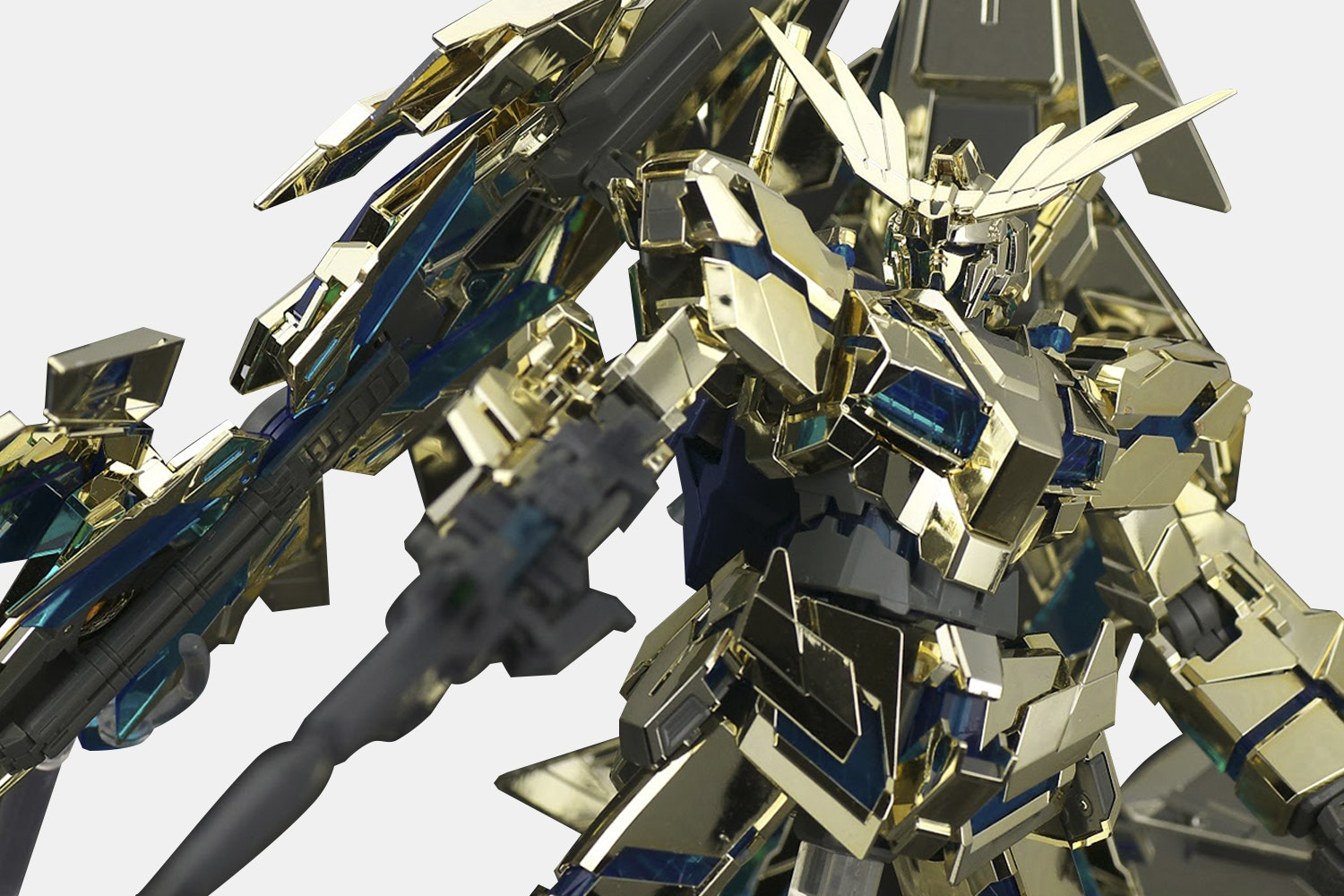 Gundam Unicorn 03 Phenex MG 1/100th Scale