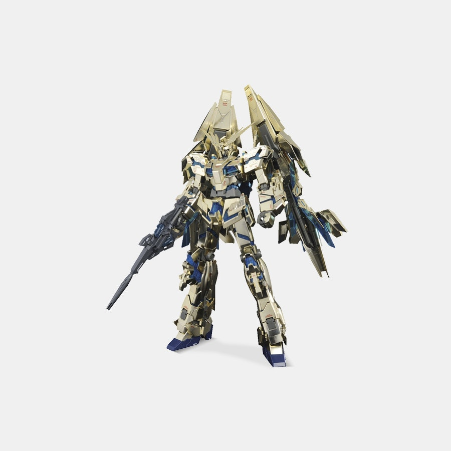Gundam Unicorn 03 Phenex MG 1/100th Scale