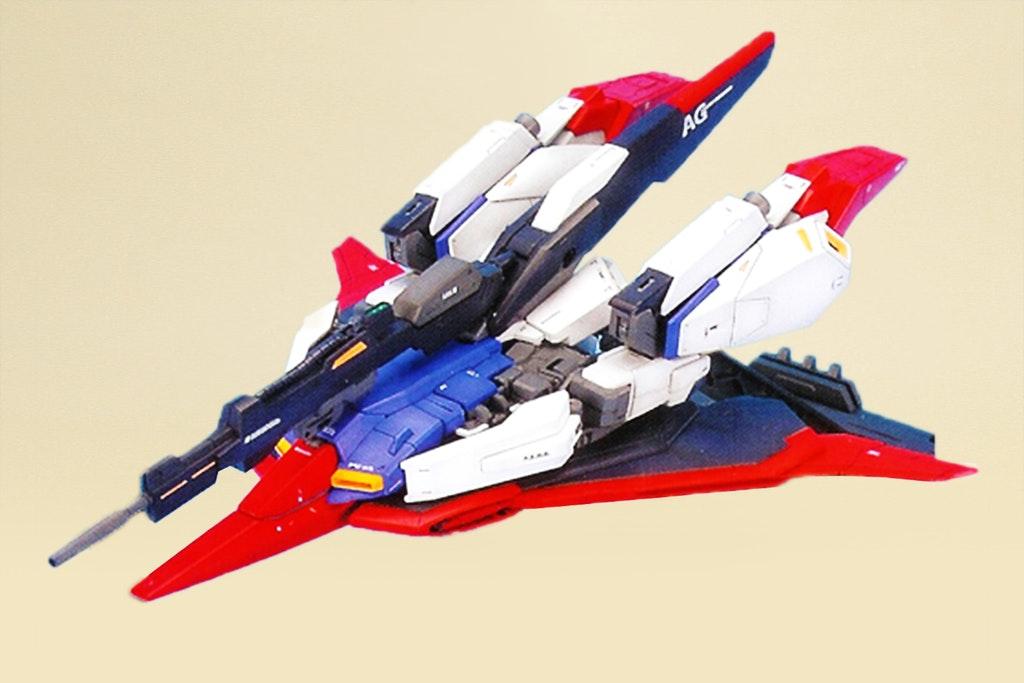 Gundam Zeta 2.0 MG 1/100th Scale