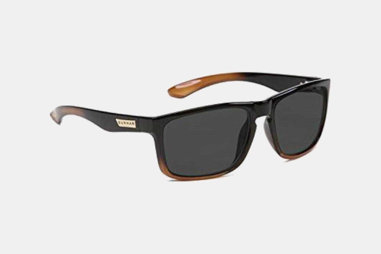 Intercept-DarkAle - Gray Sunglasses  (-$7)