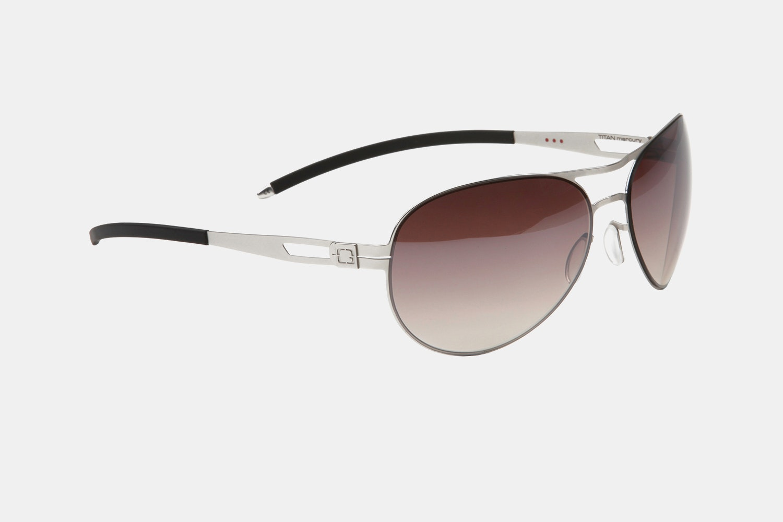 Titan – Mercury –  Gold  Sunglasses (-$4)
