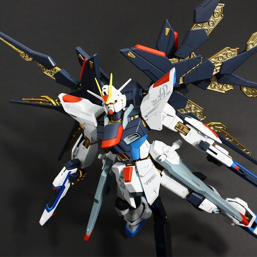 14 Mg Strike Freedom Gundam Wallpapers