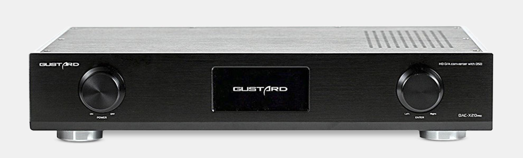 Gustard DAC-X20