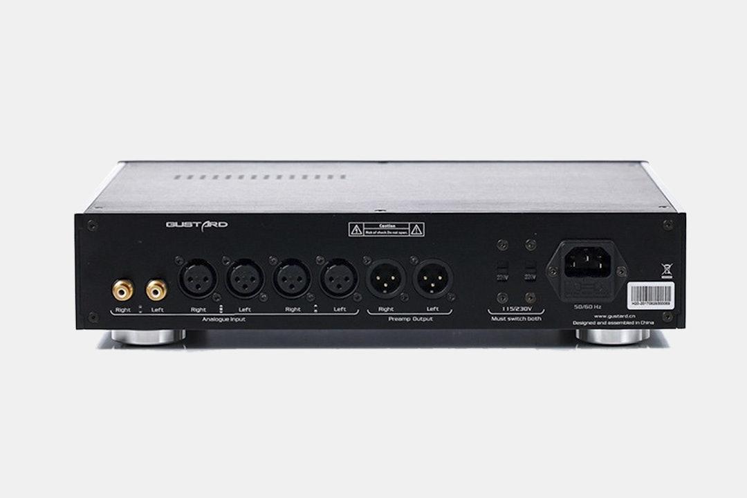 Gustard H20 Balanced Headphone Amp