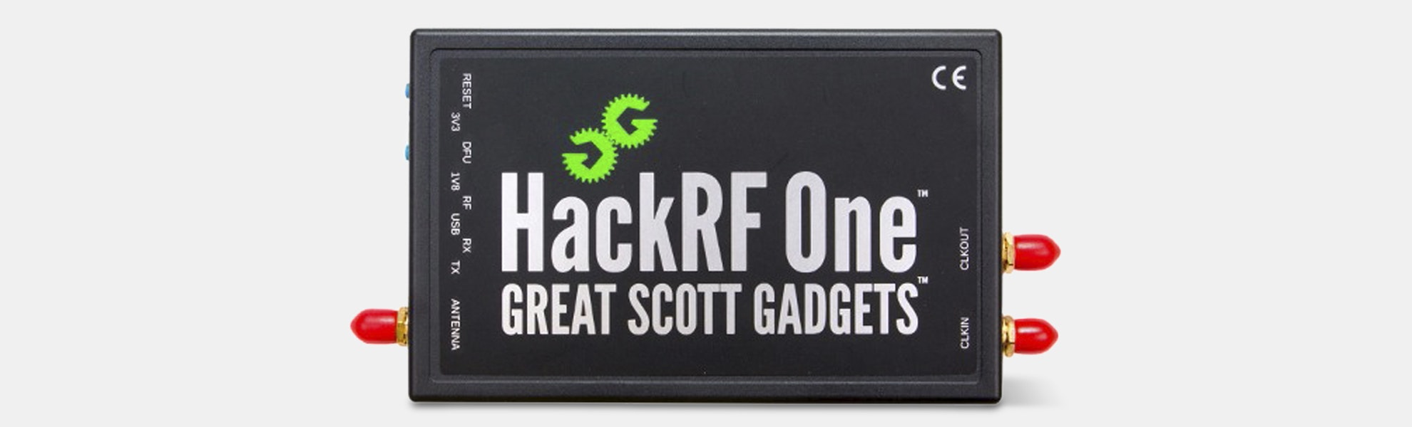 HackRF One by Great Scott Gadgets