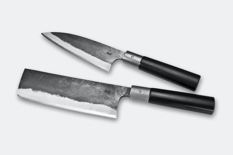 Haiku Kurouchi Tosa Knives
