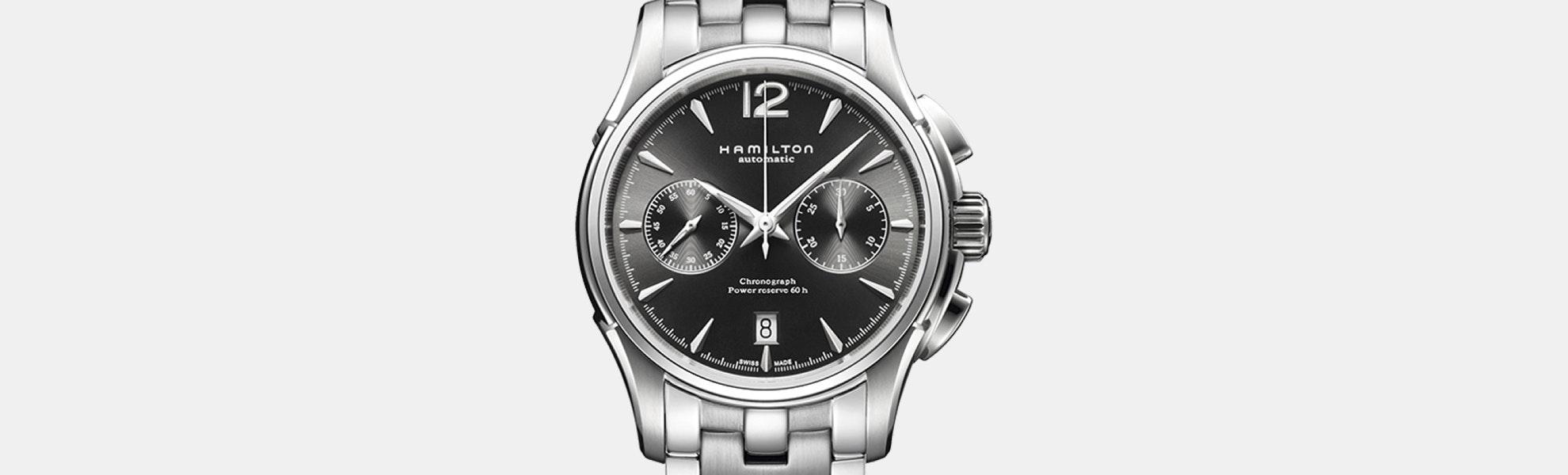Hamilton Jazzmaster Chronograph Automatic Watch