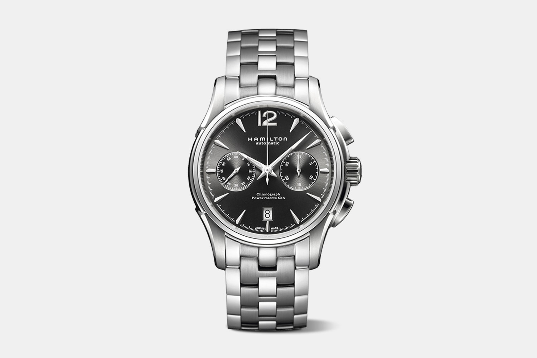 H32606185 (black dial, stainless steel bracelet