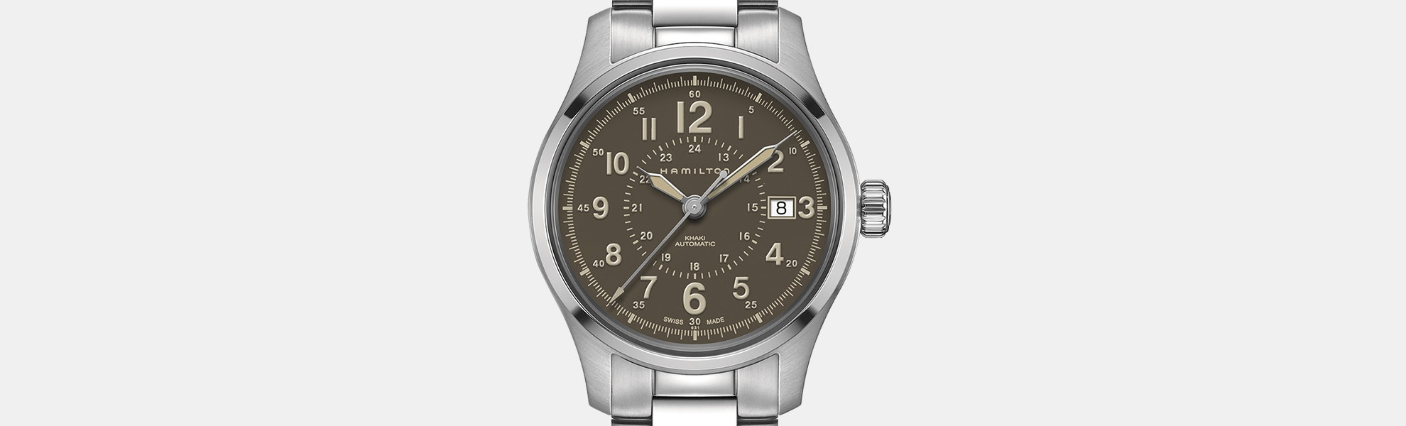 Hamilton Khaki Field Automatic Watch
