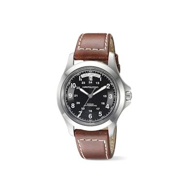 Hamilton Khaki King Automatic Watch | Price & Reviews | Drop (formerly Massdrop)