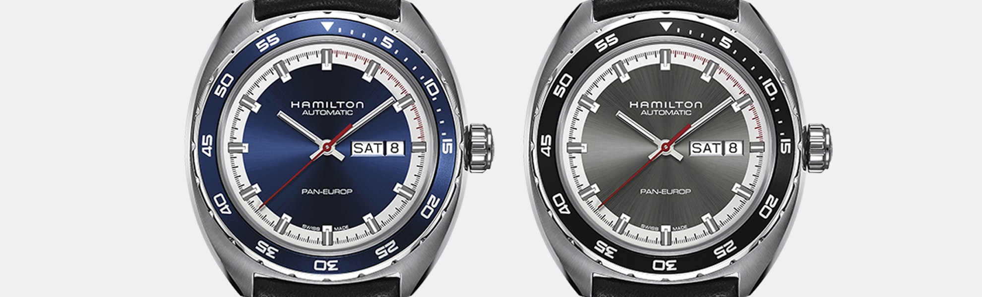 Hamilton Pan Europ Automatic Watch
