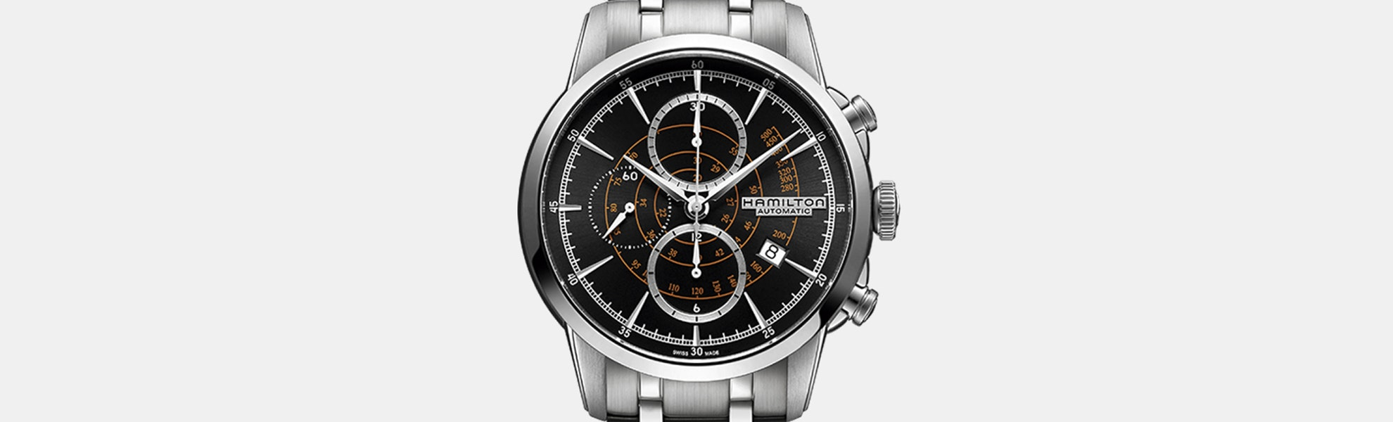 Hamilton Railroad Chronograph Automatic Watch