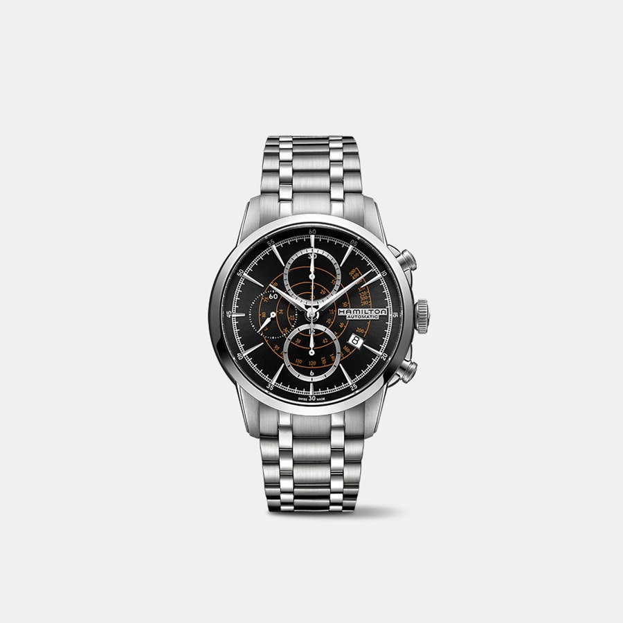 Hamilton Railroad Chronograph Automatic Watch