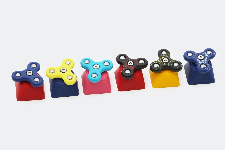 Hammer Fidget Spinner Artisan Keycap