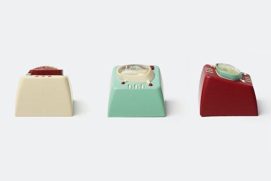 Hammer Jukebox Artisan Keycap