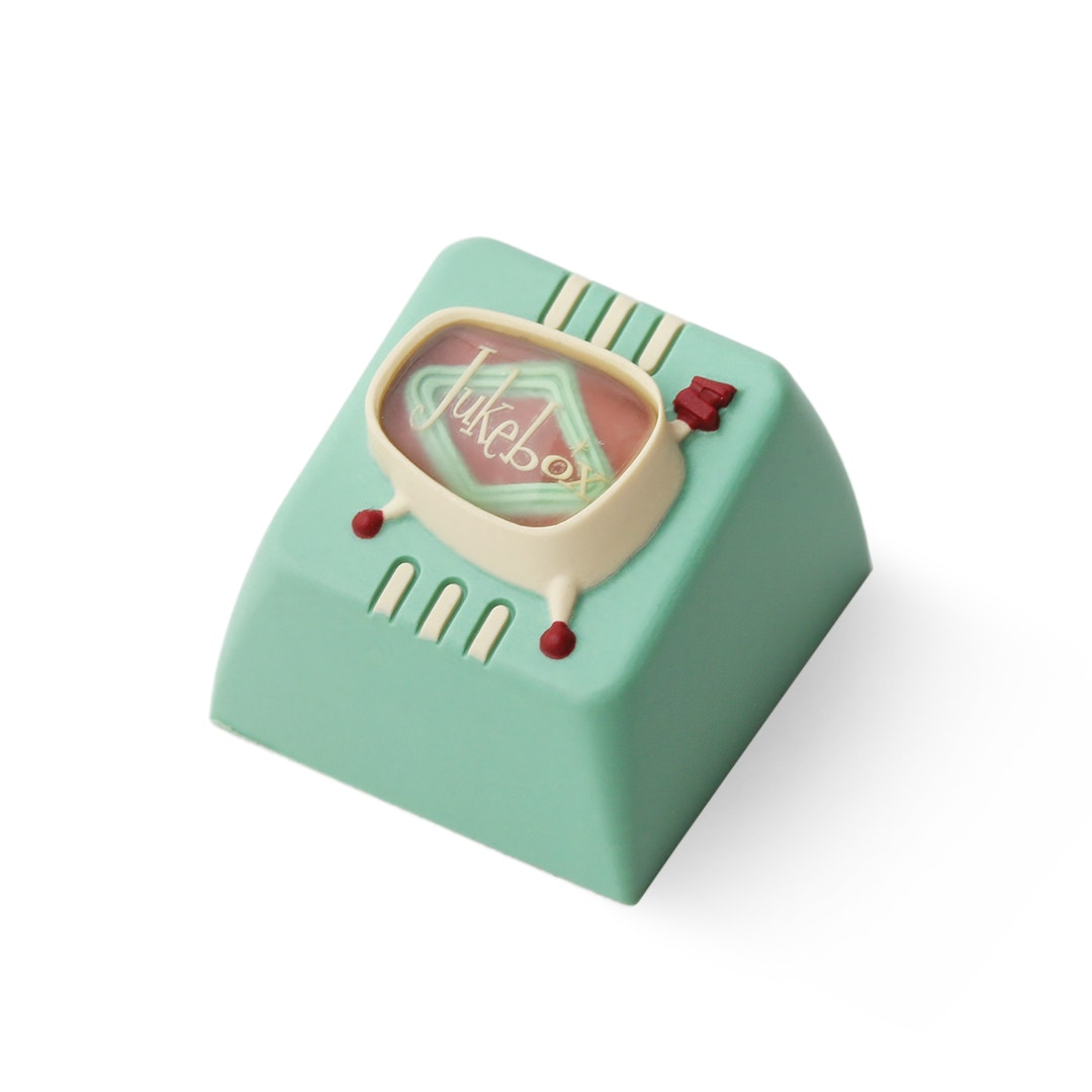 Hammer Jukebox Artisan Keycap