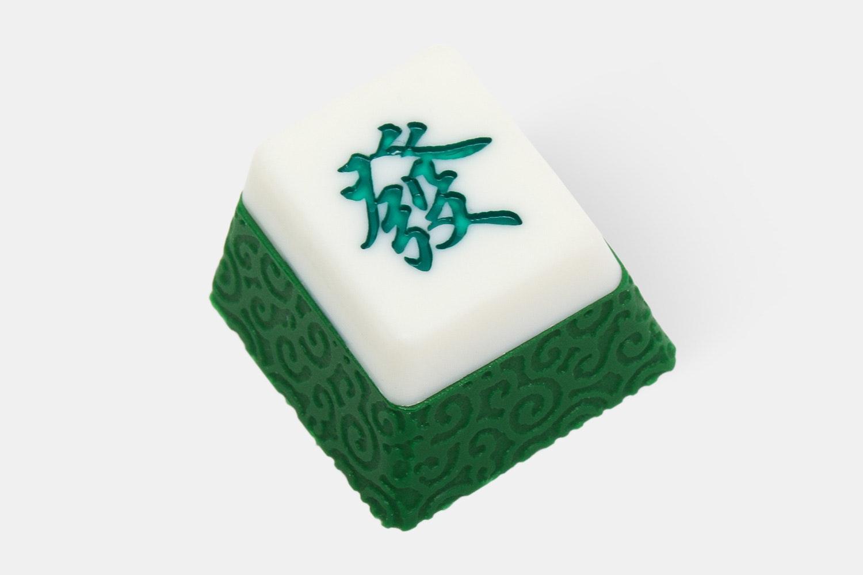 Fa (Fortune) – white/green
