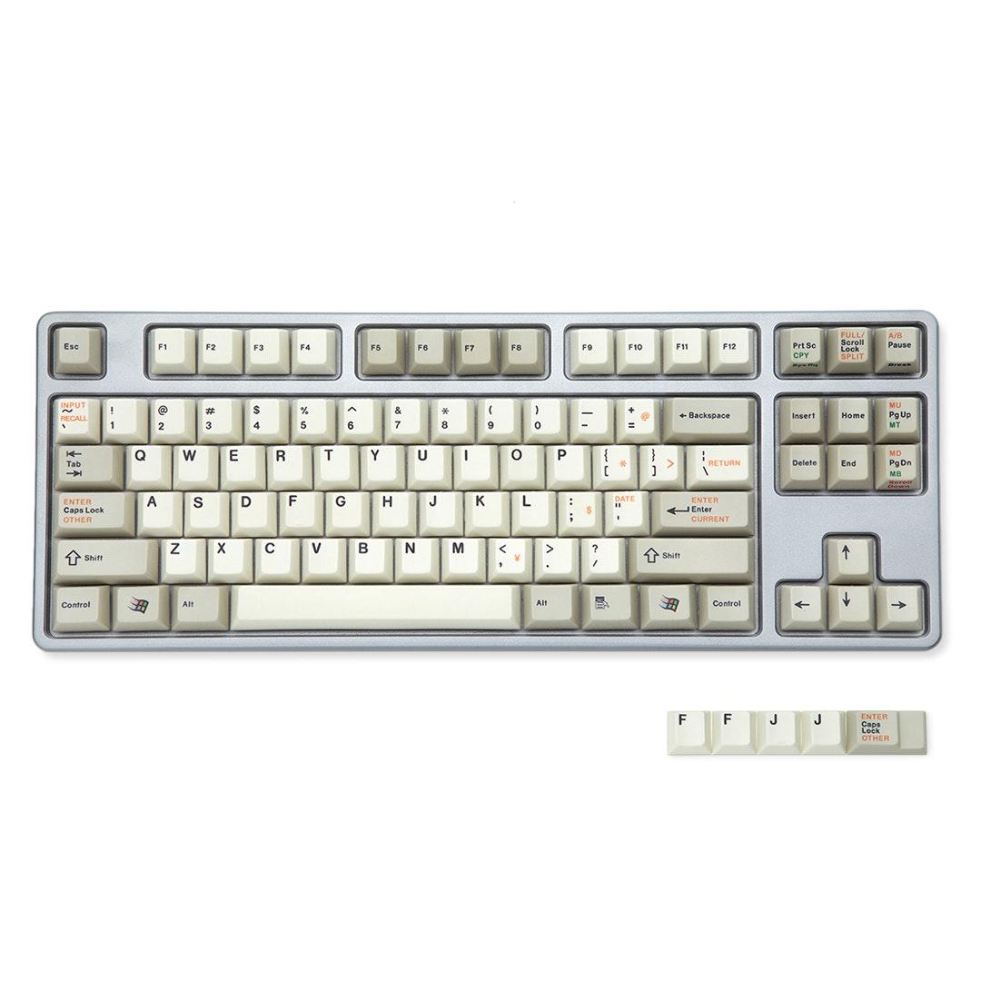 HammerWorks CRP Dye-Subbed PBT Keycap Set