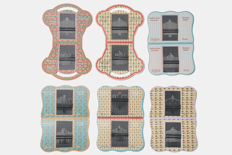 Hand Sewing Needles by Maison Sajou-2PK