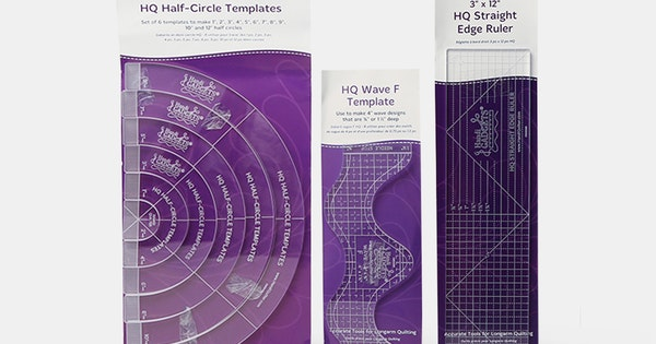 Handi Quilter Quilting Rulers Price Amp Reviews Drop