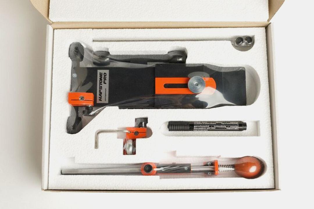 Hapstone V6 Knife Sharpener Bundles