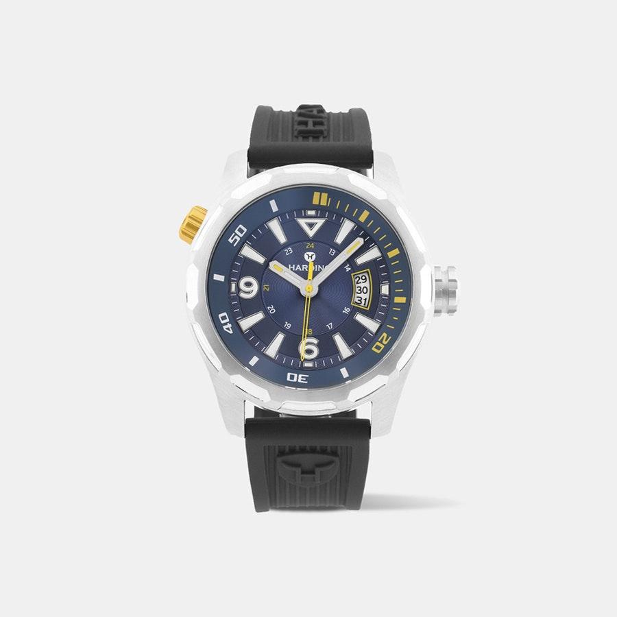 Harding  Aquapro Diver Quartz Watch