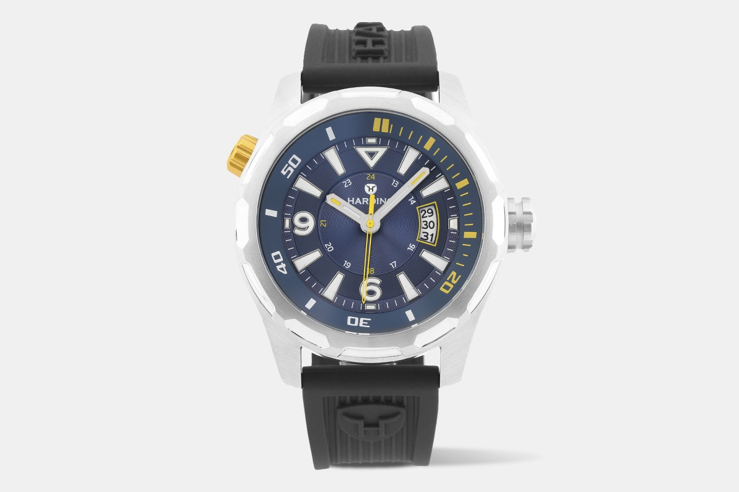 Harding Aquapro Diver Quartz Watch
