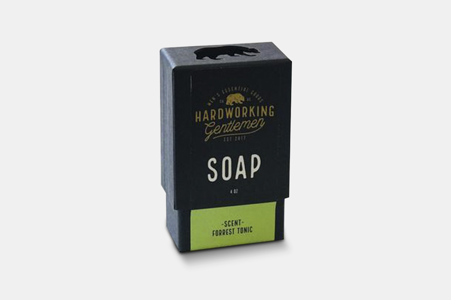 Organic Forest Tonic Soap