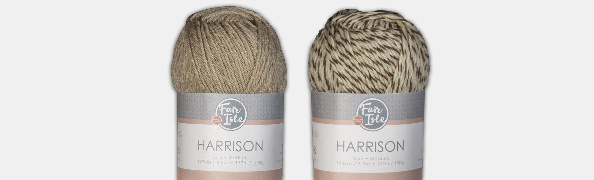 Harrison Yarn by Fair Isle (2-Pack)