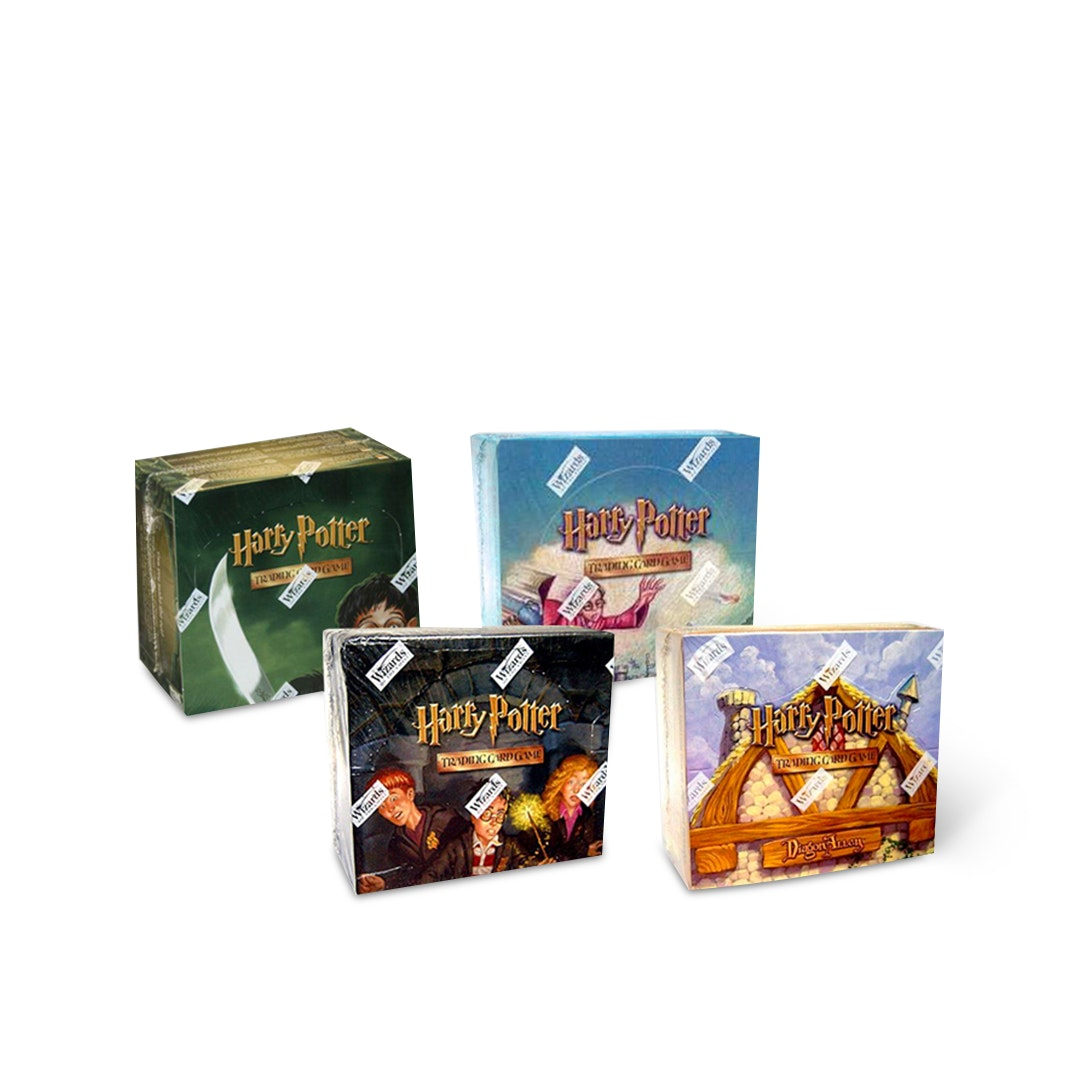 Harry Potter CCG Booster Box Bundle