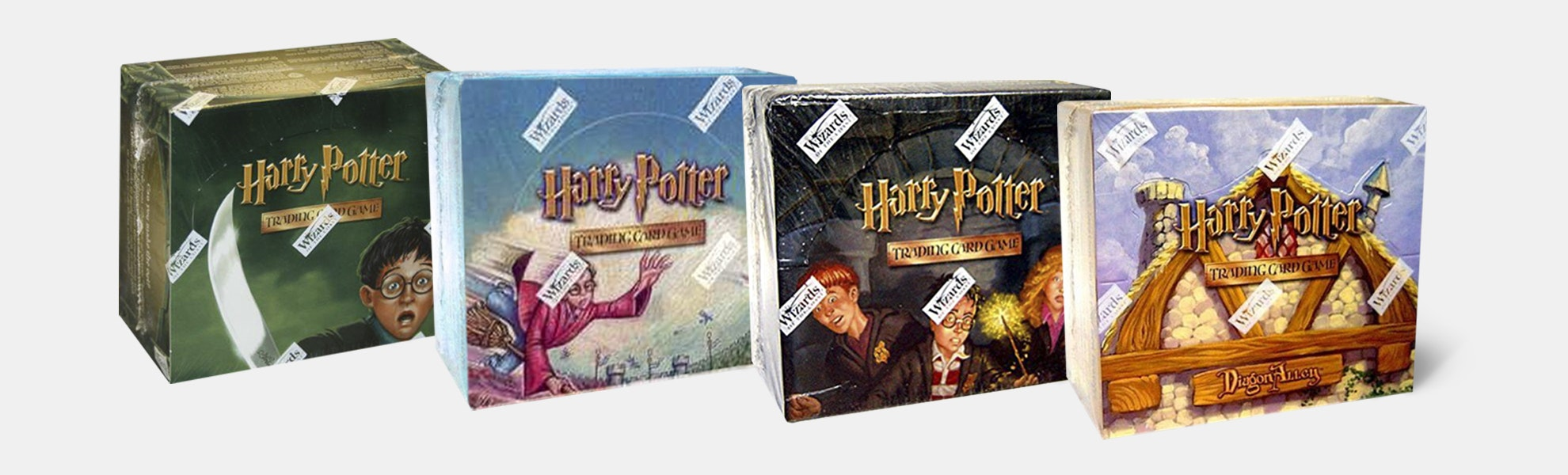 Harry Potter CCG Booster Box Bundle