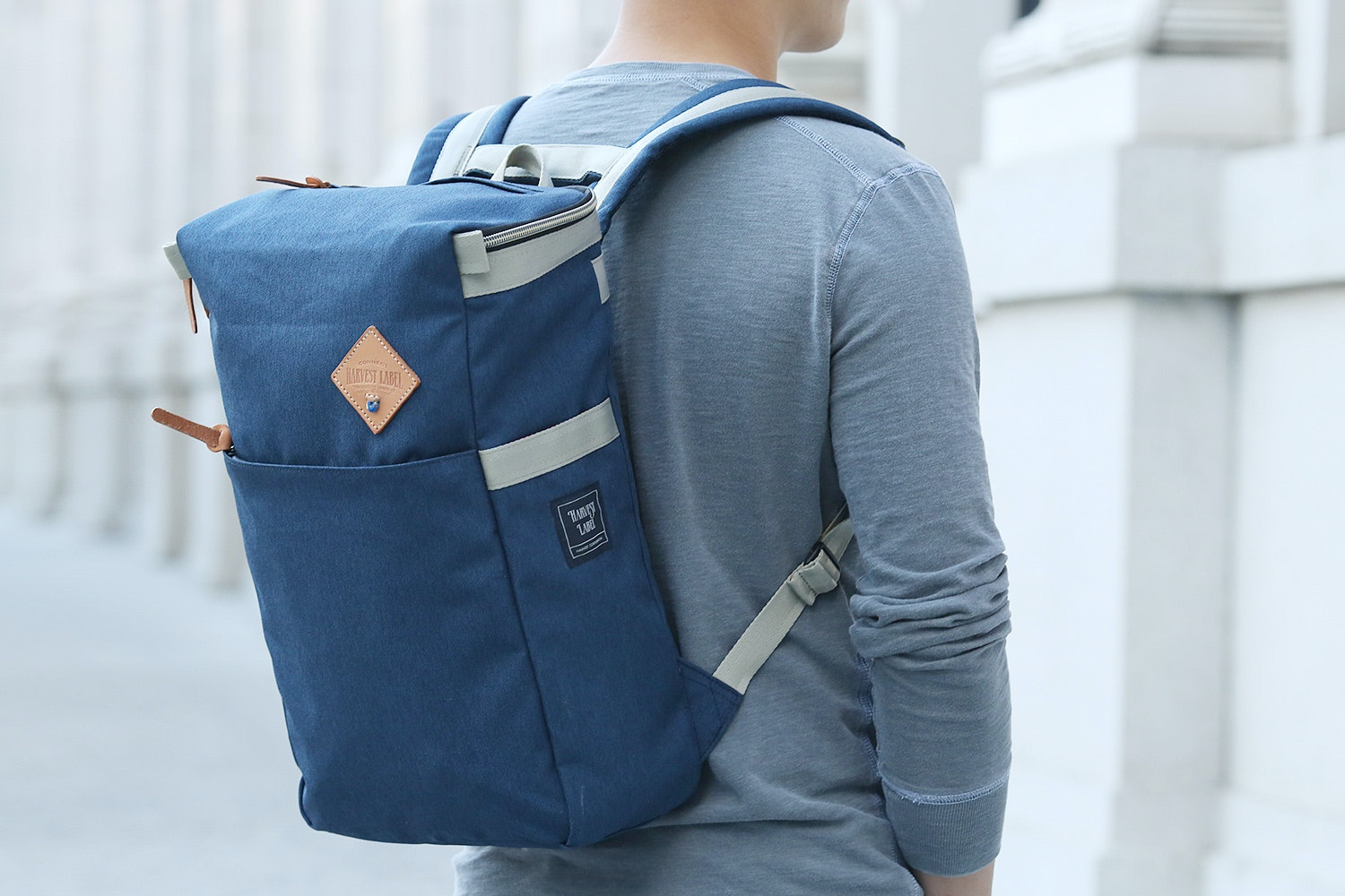 Harvest Label Campus Backpack
