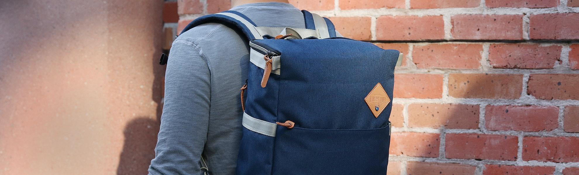Harvest Label Campus Backpack