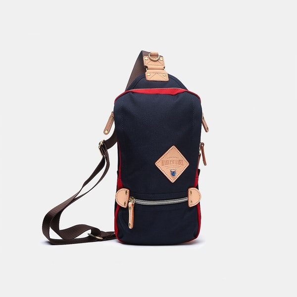 This is an image of Tactueux Harvest Label Cordura Sling Pack
