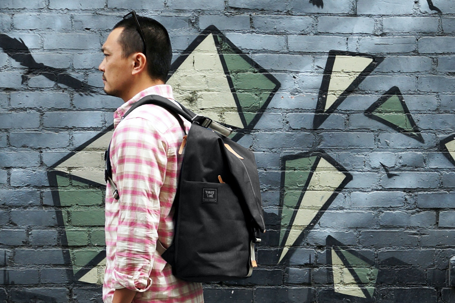 Harvest Label Ravenfold Backpack
