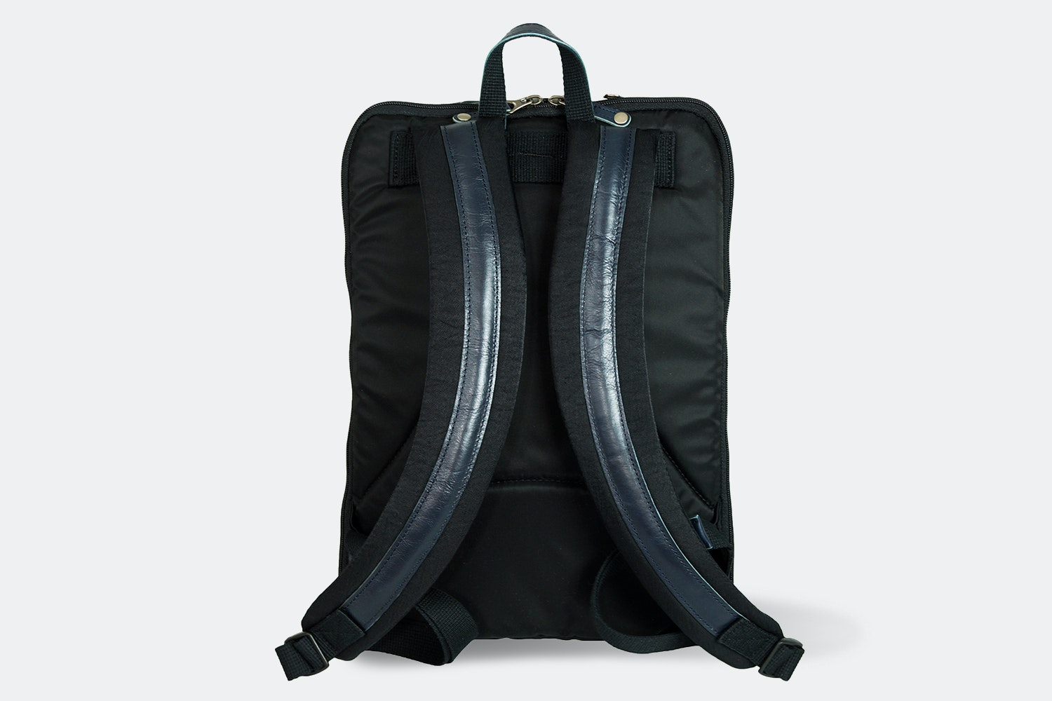 Harvest Label Leather Avenue Backpack