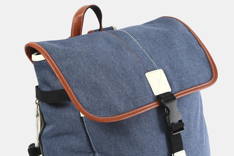Harvest Label Palette Flaptop Backpack