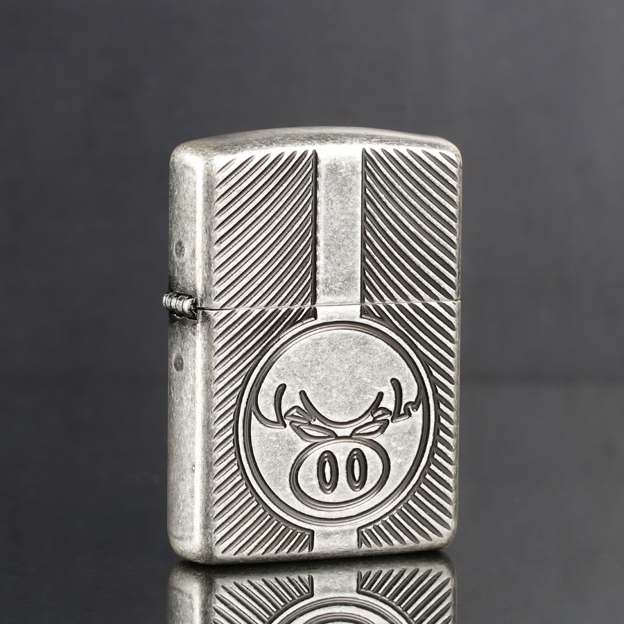 Hate Project Zippo Lighters