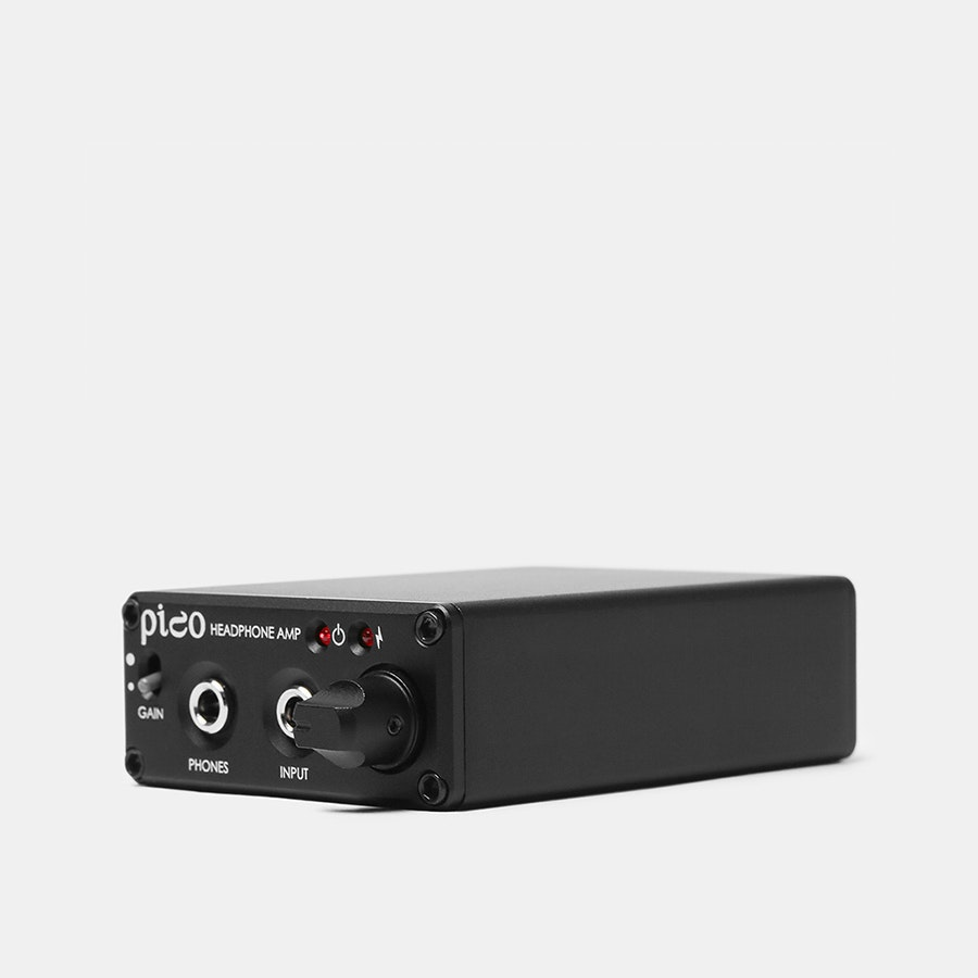 HeadAmp Pico DAC/Amp, Power & Slim